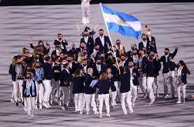 redes sociales de los deportistas argentinos en los juegos olimpicos Tokio 2020