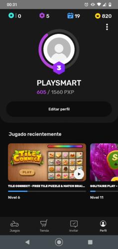 nivel-de-usuario-playsmart